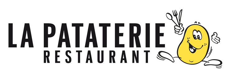 nouveau logo des restaurants La Pataterie