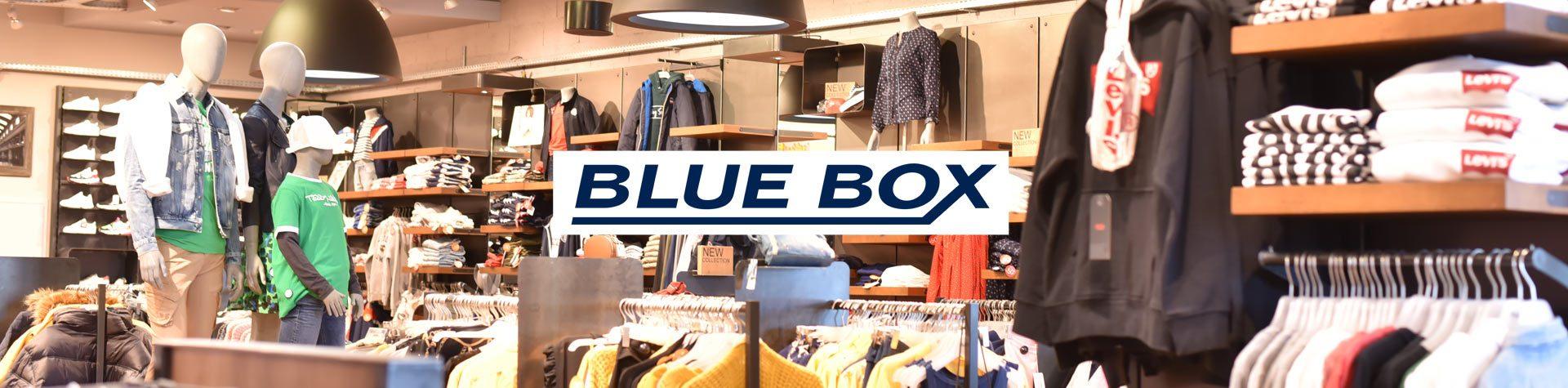 Photo bannière avec logo blue-box