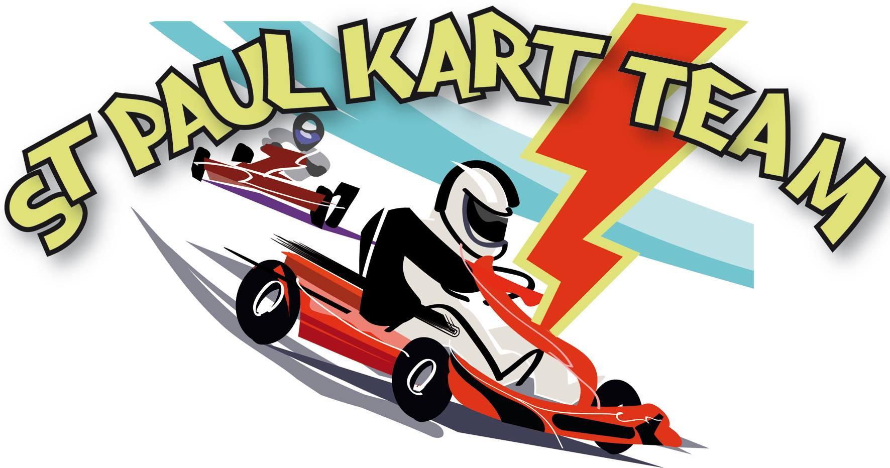 Logo couleur partenaire St Paul Kart Team