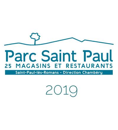 Logo Parc St Paul - 2019