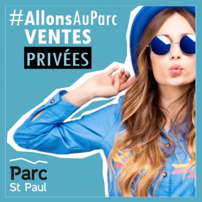 Pub Soldes #AllonsAuParc