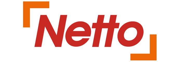 Logo magasin Netto à Saint Paul lès Romans