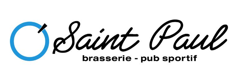 o saint paul brasserie pub logo